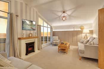 Willerby Delamere living area