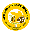 David Bellamy Conservation Award For Being Bee Friendly.